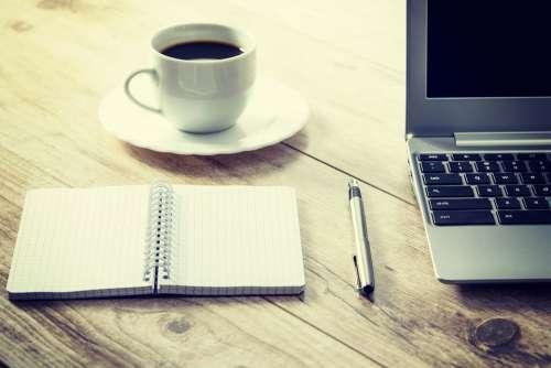 Coffee Computer Cup Desk Drink Laptop Notebook