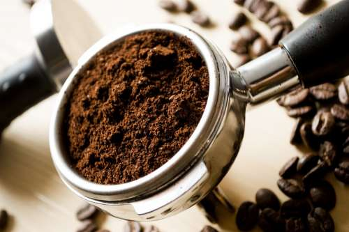 Coffee Cafe Coffee Powder Grounded Aroma Fresh