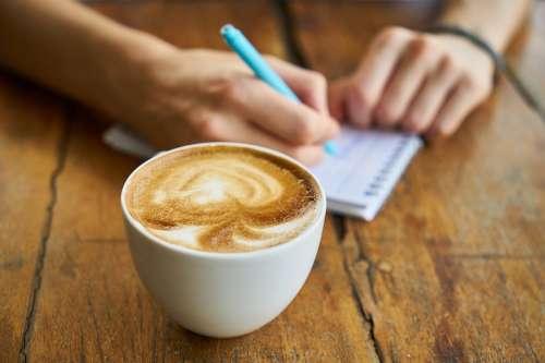 Coffee Cup Espresso Hands Food Cappuccino