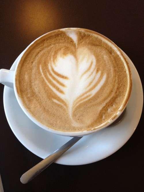 Coffee Espresso Coffee Cup Cappuccino Caffeine