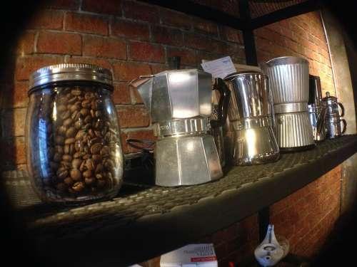Coffee Coffee Beans Espresso Caffeine Aroma Roast