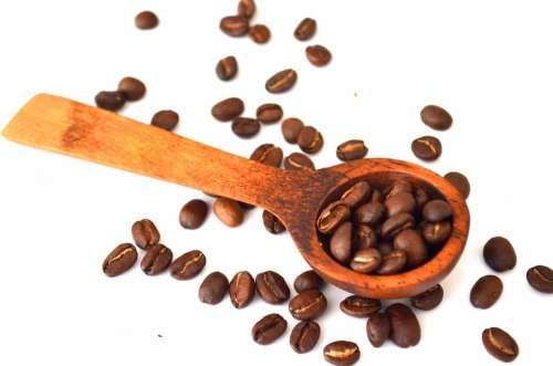 Coffee Ethiopia Africa Beans Spoon Bean