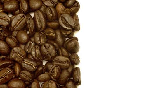 Coffee Beans Brown Roasted Cafe