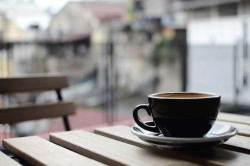 Coffee Cup Drink Espresso Caffeine Cafe Breakfast