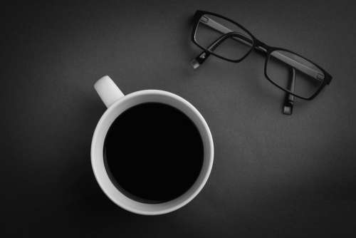 Coffee Glasses Workplace Mug Coffee Break Cup
