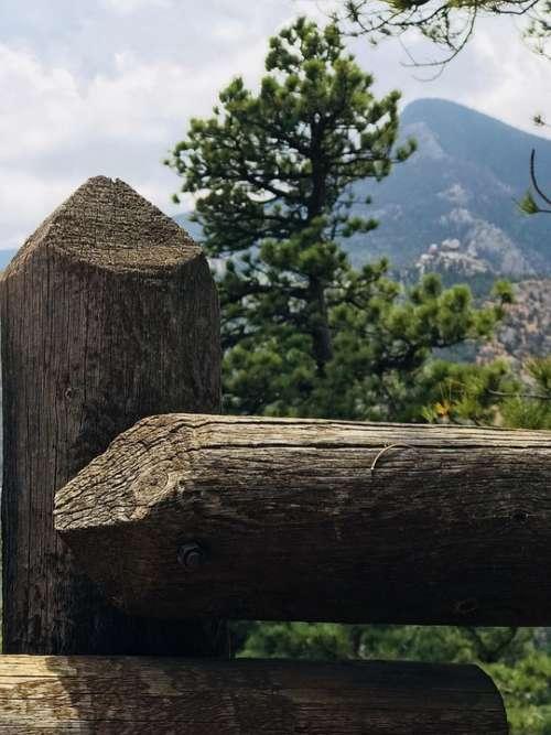 Colorado Mountain Landscape Outdoors Nature Scenic
