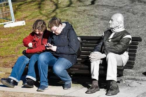 Communication Elderly Happy Generations Change