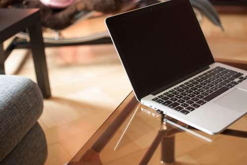 Computer Laptop Connection Desk Furniture