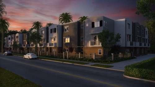 Condominium Condo Architecture Apartment