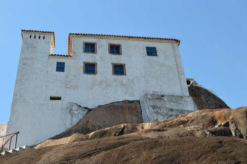 Convento Da Penha Church Colonial