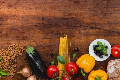 Cook Healthy Food Eat Vegetables Health Vitamins