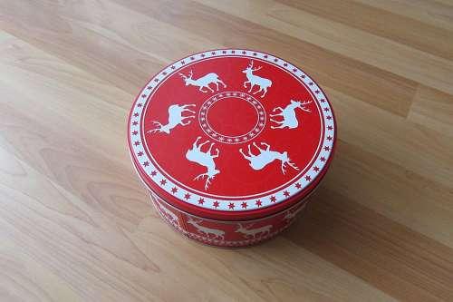 Cookie Jar Box Christmas Box