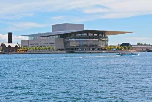 Copenhagen Opera Places Of Interest Denmark