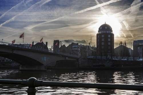 Cork Against Day Bridge