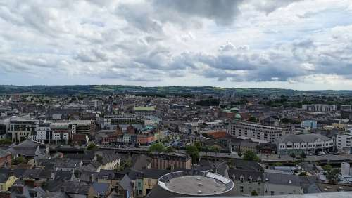 Cork Ireland City Irish Europe