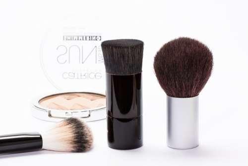 Cosmetics Makeup Make Up Brush Kabuki-Pnsel