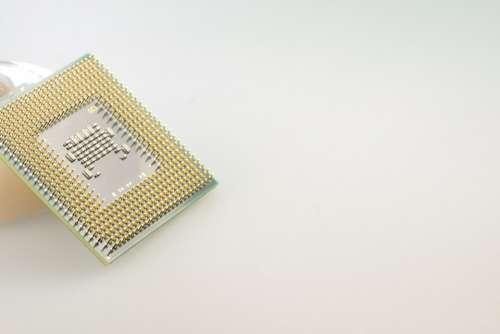 Cpu Processor Macro Pen Pin Computer Electronics