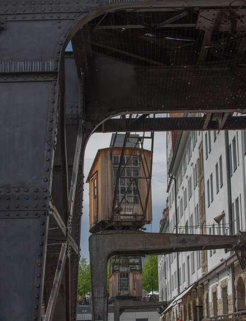 Crane Technology Industry Port Steel Metal