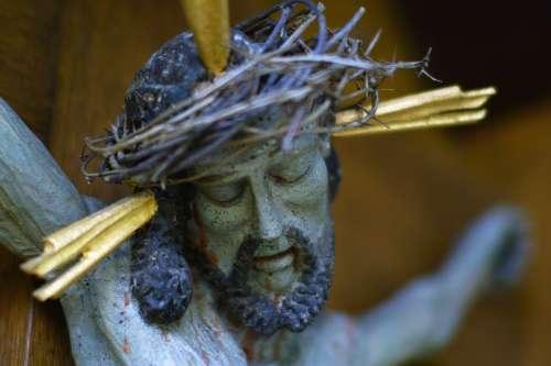 Cross Jesus Christ Christianity Religion