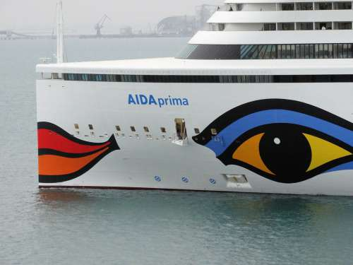 Cruise Ship Ship Vacations Ship Travel Sea Relax