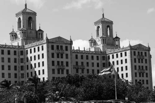 Cuba Havana Hotel Nacional Malecòn Nostalgia