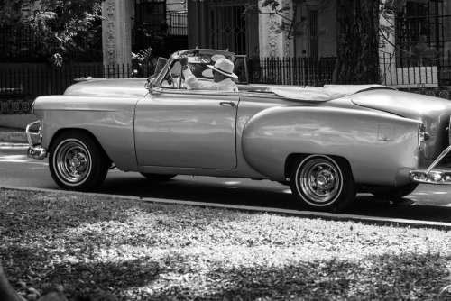 Cuba Havana Vedado Nostalgia Historic 12-24-18