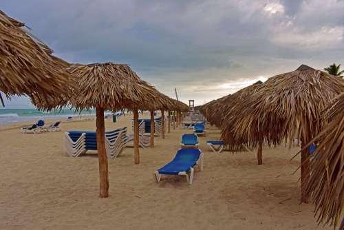 Cuba Sea Travel Beach Water Sky Coast Ocean