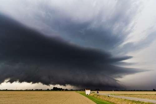 Cumulonimbus Storm Hunting Meteorology Thunderstorm