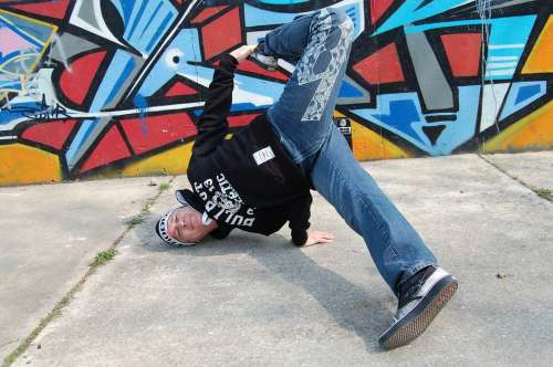 Dance Body Breakdance Break Dance Freez