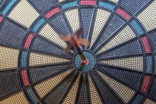 Darts Arrow Center Dart Game Points