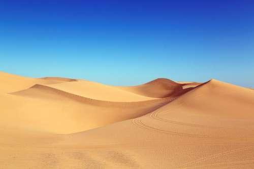 Desert Dunes Algodones Dunes Sand Dunes Sand