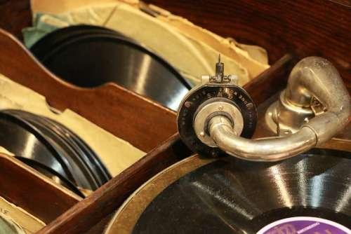 Discs Music Jukebox Dance