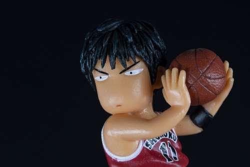 Doll Basketball Sport Ball Games Play Players