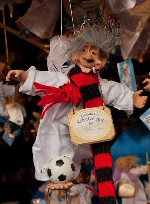 Doll Figure Puppet Smoking