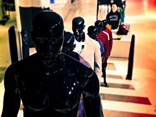Dolls Window Display Dummy Fashion Clothing