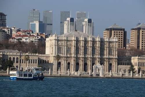 Dolmabahçe Palace Travel Jewish Turkey V Ship