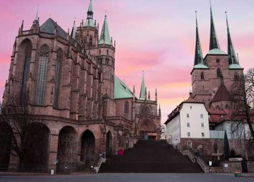 Dom Church Religion Architecture Building