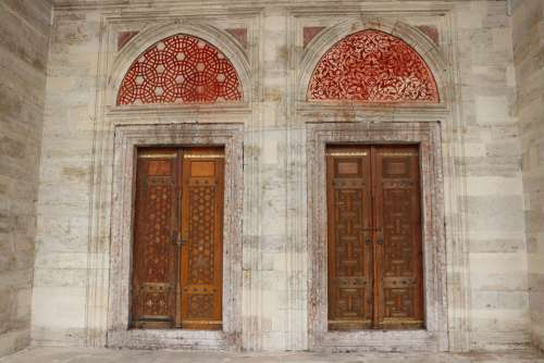 Door Cami On Date Architecture Magnificent Fatih