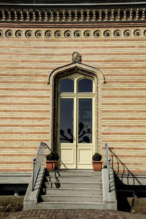 Doors Front Door Retail Store Classicism