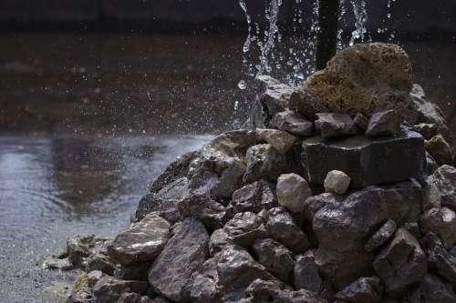 Drip Water Wet Drop Splash Liquid Nature
