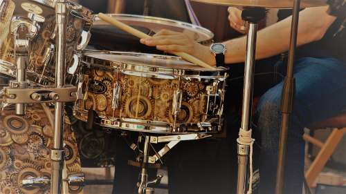 Drums Music Tools Musician Percussion Drummer
