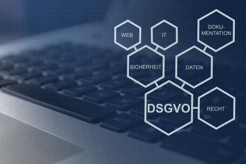 Dsgvo Data Protection Regulation Data Processing