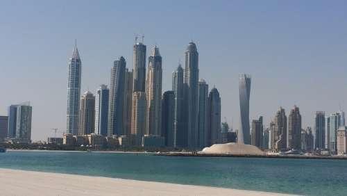 Dubai Uae Beach