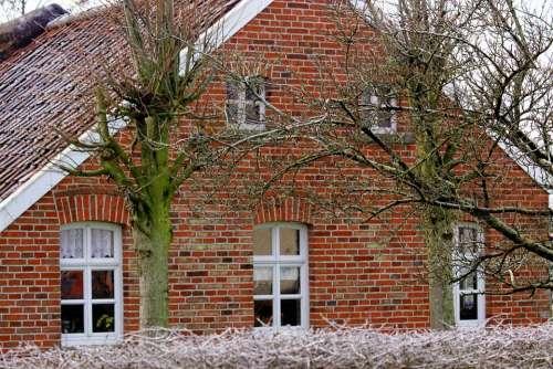 East Frisia Building Fehnhaus Architecture