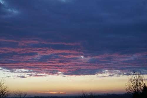 Edirne Turkey City Sky Evening Skyline