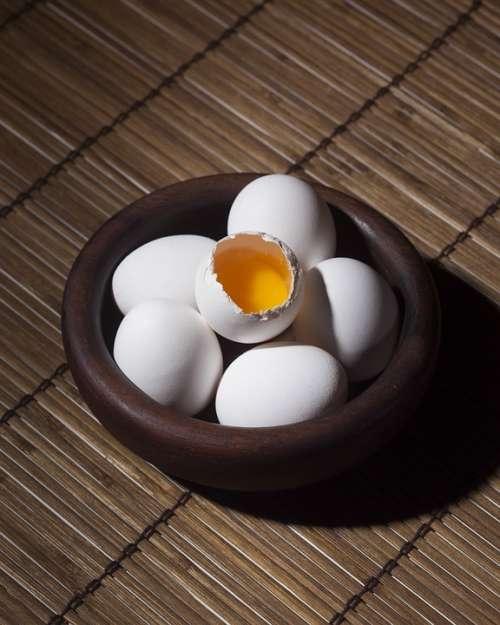 Eggs Food Fresh Natural Food Diet Product Symbol
