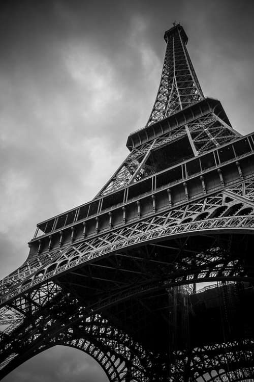 Eifel City Larus Paris Tower Architecture