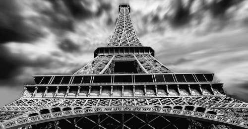 Eiffel Tower Paris City History Architecture