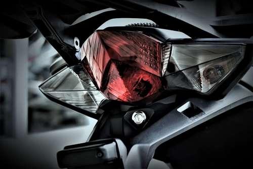 Engine Honda Vfr1200