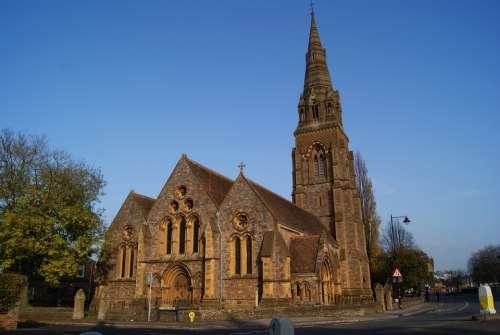England Taunton Church Temple Architecture